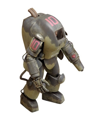 Maschinen Krieger - 1/20 S.A.F.S. Prototype Model Kit