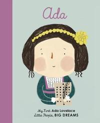 ADA Lovelace by Isabel Sanchez Vegara