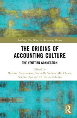 The Origins of Accounting Culture