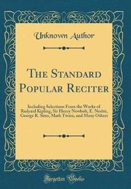 The Standard Popular Reciter by Unknown Author image