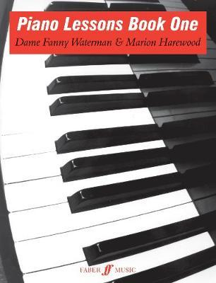 Piano Lessons Book One by Fanny Waterman