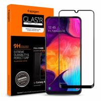 "Spigen: Tempered Glass ""GLAS.tR Full Cover"" for Samsung Galaxy A50 (2019)"