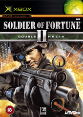 Soldier Of Fortune II: Double Helix for Xbox