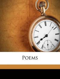 Poems Volume 1 by Algernon Charles Swinburne