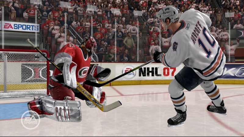 NHL 07 for Xbox 360 image