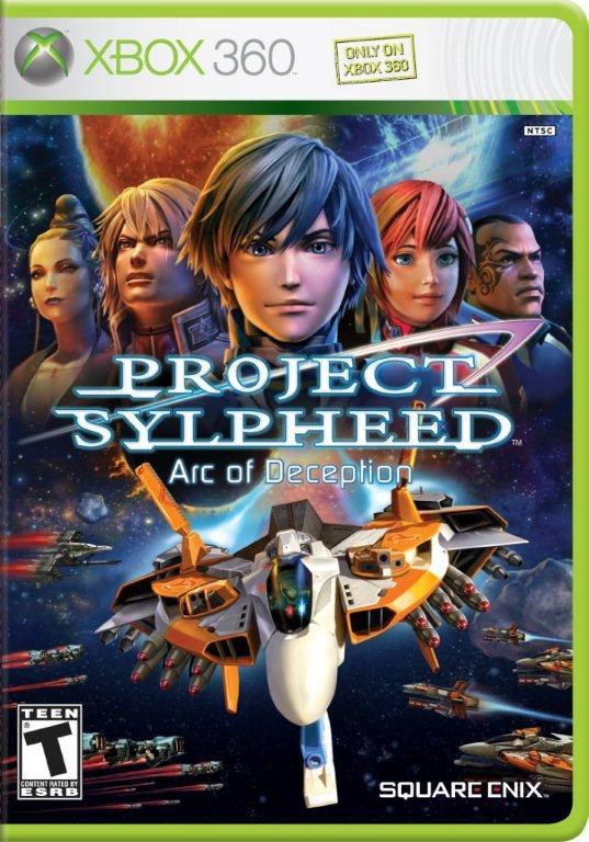 Project Sylpheed (ex-display) for Xbox 360