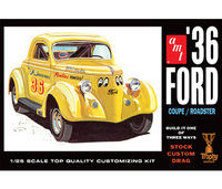 AMT 1936 Ford Coupe 1/25 Model Kit