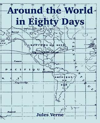 Around the World in Eighty Days by Jules Verne image
