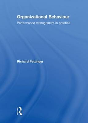 Organizational Behaviour by Richard Pettinger image