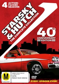 Starsky & Hutch - The Complete Collection DVD