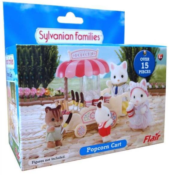 Sylvanian Families: Popcorn Cart image