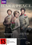 War And Peace - Season 1 DVD
