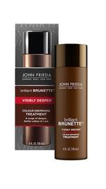 John Frieda Brilliant Brunette Visibly Deeper Treatment (120ml)
