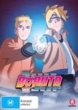 Boruto: Naruto the Movie DVD