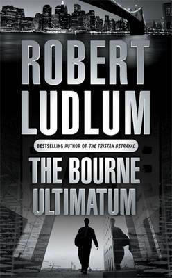 The Bourne Ultimatum by Robert Ludlum image