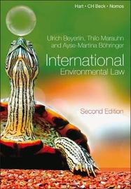 International Environmental Law by Ulrich Beyerlin