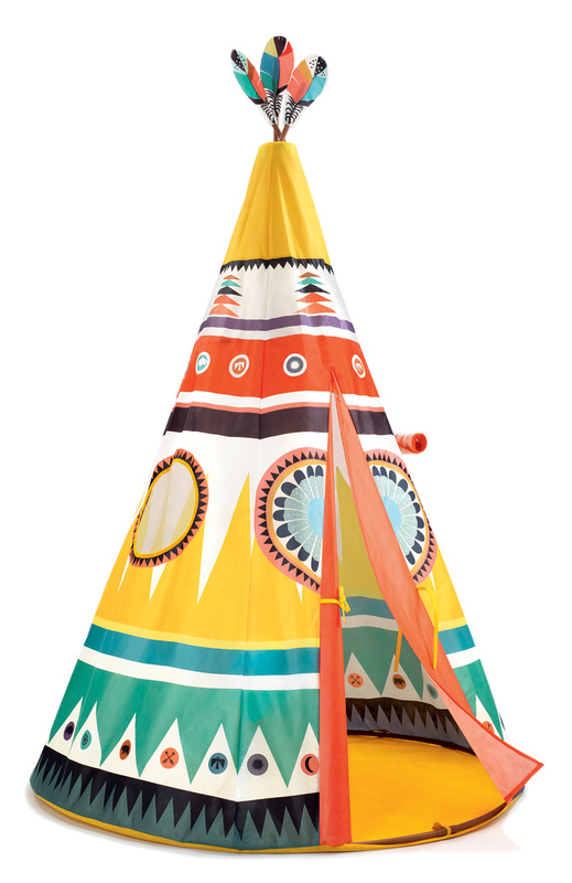 Djeco: Teepee - Play Tent image