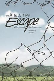 The Anatomy of Escape by Roderick T. Long