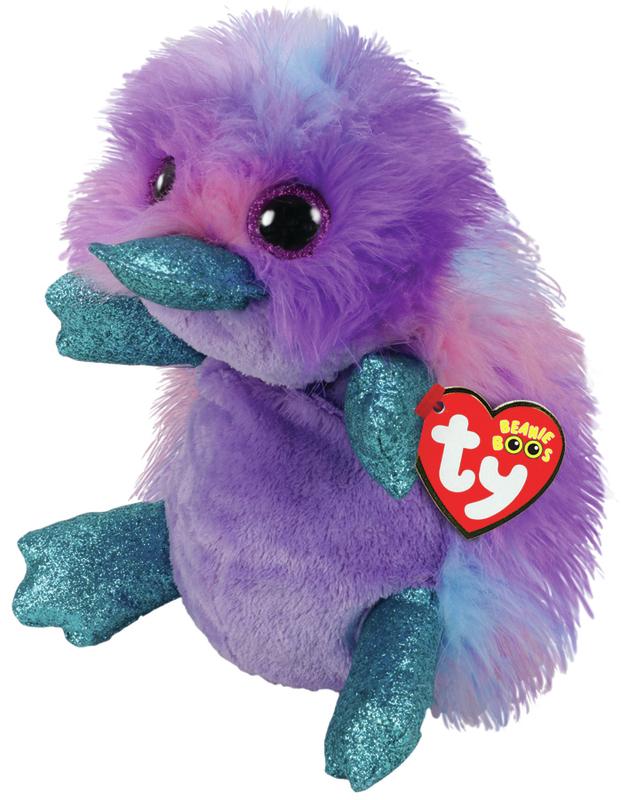 Ty Beanie Boo: Zappy Platypus - Small Plush