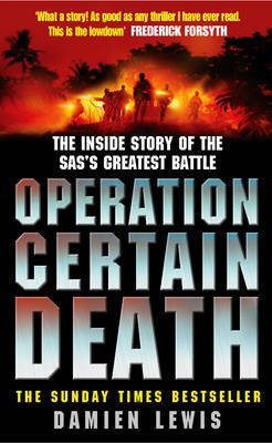 Operation Certain Death by Damien Lewis image