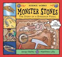 Monster Stones by Jacqui Bailey image