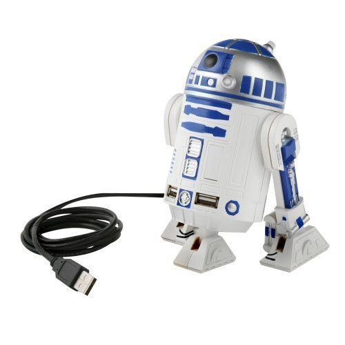 Star Wars USB Hub with Sound FX - R2D2
