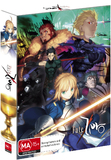 Fate/Zero - Collection 01 with Limited Collector's Box on DVD
