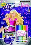 Colour Alive Barbie - Crayola