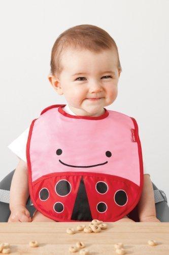 Skip Hop: Zoo Bib - Ladybug image