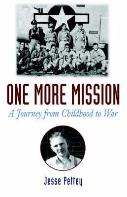 One More Mission by Jesse Pettey