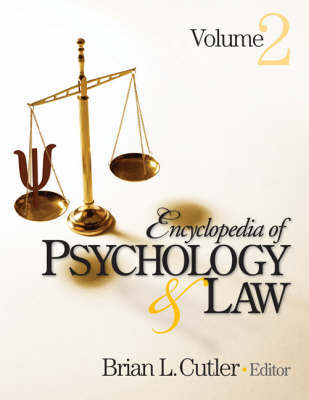 Encyclopedia of Psychology and Law image