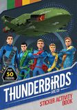 Thunderbirds are Go Sticker Activity Book
