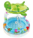 Intex: Sea Turtle Shade - Baby Pool
