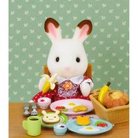 Sylvanian Families: Breakfast Set