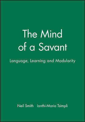 The Mind of a Savant by Neil Smith image