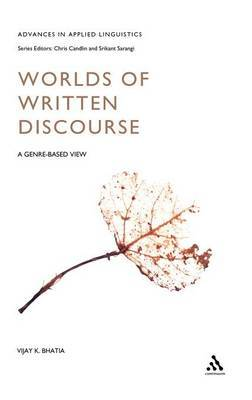 Worlds of Discourse by BHATIA