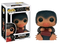 Fantastic Beasts - Niffler with Red Purse US Exclusive Pop! Vinyl Figure