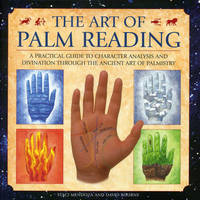 Art of Palm Reading by Mendoza Staci