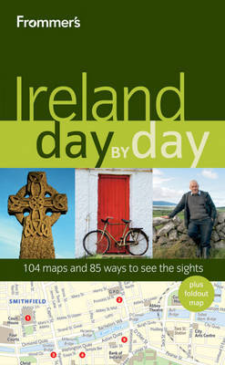 Frommer's Ireland Day by Day by Christi Daugherty image