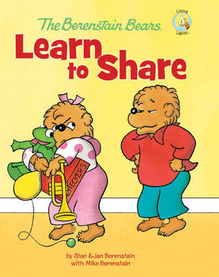 The Berenstain Bears Learn to Share by Mike Berenstain image