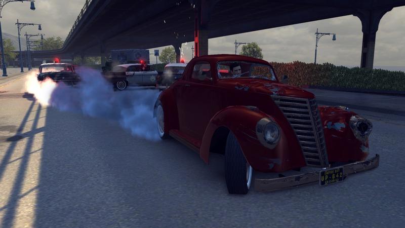 Mafia II for PS3 image