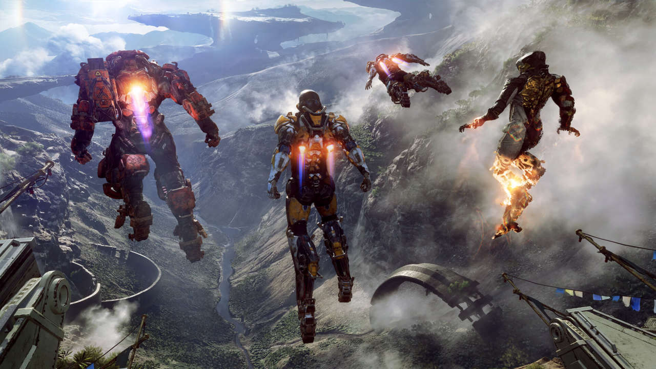 Anthem for Xbox One image
