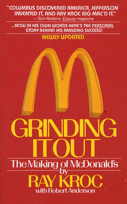 Grinding it out by Ray Kroc image