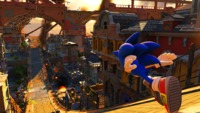 Sonic Forces for Switch