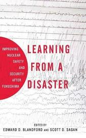 Learning from a Disaster by Scott Douglas Sagan