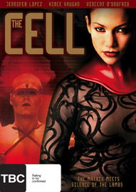 The Cell on DVD image