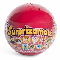 "Surprizamals: Cuties 2.5"" Plush - Series 4 (Blind Bag) image"