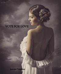 Vote for Love by Jemma Daintree image