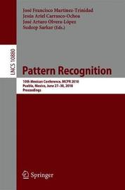 Pattern Recognition image