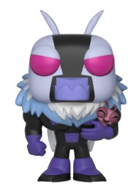 Teen Titans Go! - Killer Moth Pop! Vinyl Figure